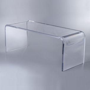 Waterfall Coffee Table Plexi Craft Coffee Table Acrylic Furniture