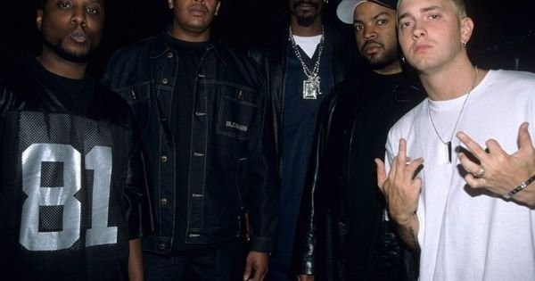 ice cube and eminem relationship