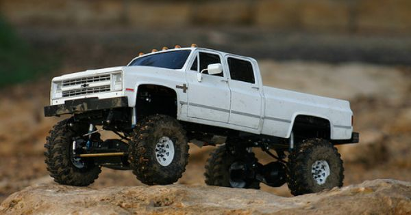 Custom rc trucks