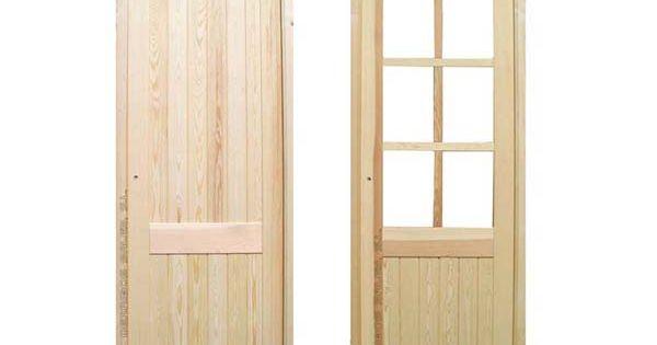 Puerta de interior de madera maciza obra pinterest for Puertas minguela