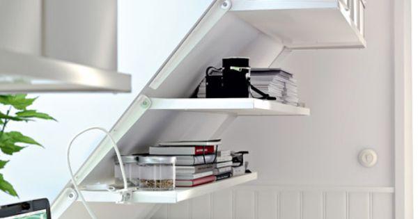 shelves for angled walls dachschr ge schr nke f r dachschr gen und dachboden. Black Bedroom Furniture Sets. Home Design Ideas