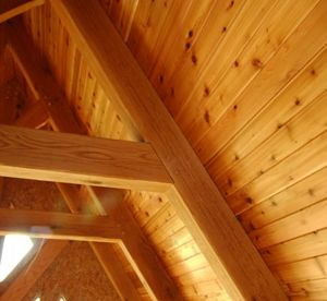 Cedar Ceiling Planks Tongue And Groove Cedar Ceiling Cedar Paneling Cedar Walls Tongue And Groove Ceiling