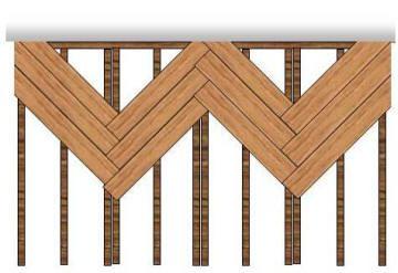 Choosing A Deck Pattern Design Deck Patterns Diy Deck Deck Flooring