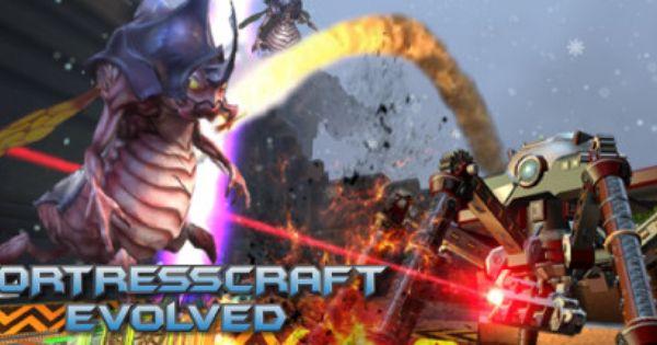 Fortresscraft Evolved Free Download Evolve Game Games Game Download Free