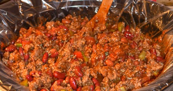 The best chili recipe for the crock pot