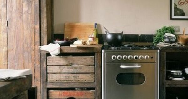 Wooden veranda creativo : casa : Recupero creativo wood projects Pinterest Html