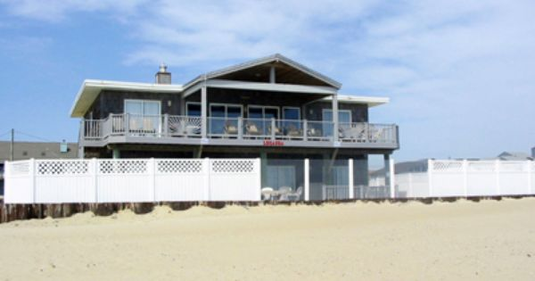 Sandbridge Beach Oceanfront Vacation Home Siebert Realty Virginia Beach Va Leg A 39 Sea
