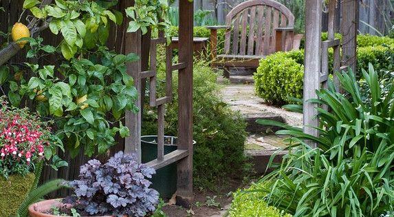Un lindo lugar para meditar dise o de jardines - Un lugar para meditar ...