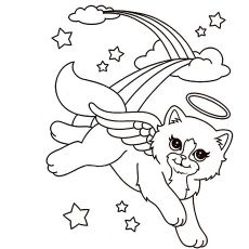 Top 25 Free Printable Lisa Frank Coloring Pages Online Coloring Pages Lisa Frank Coloring Books Cat Coloring Page