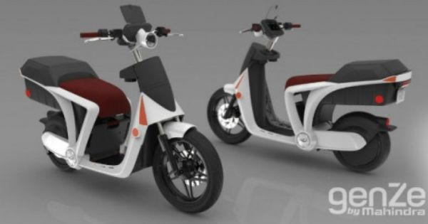 Mahindra Genze Electric Scooter Unveiled In Us