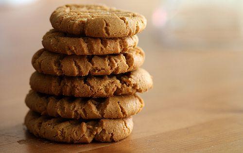 Flourless Peanut Butter Cookies gluten free