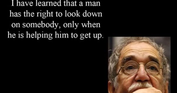 gabriel garcia marquez essay Immediately download the one hundred years of solitude summary essays, quotes, character descriptions, lesson plans, and more - everything you need for studying or teaching one hundred journalist and fiction writer gabriel jose garcia marquez was little known outside his native.