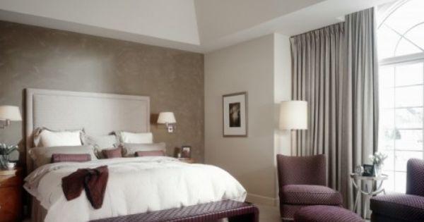 Een mix van grijs en paars one in de slaapkamer pinterest paars en grijs - Lounge grijs en paars ...