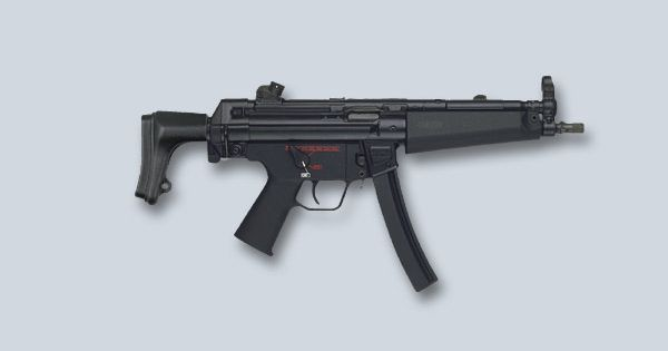 "H&K MP5-N ""Navy"" model. Submachine gun used by U.S. Navy ..."