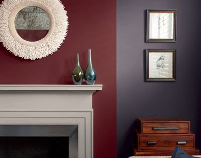 Color Of The Month September 2014 Sangria Cozy Living