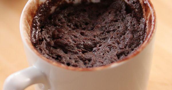 Microwave Chocolate Cake In A Mug Pioneer Woman