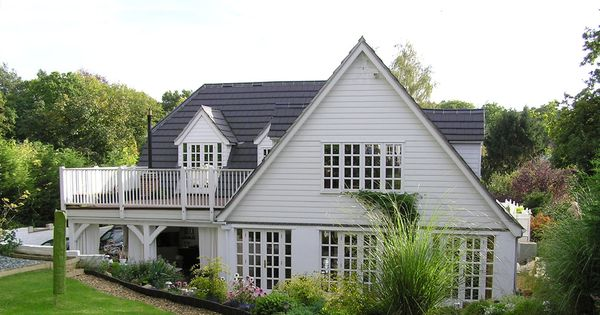 Potton Classic Self Build Timber Frame Designs To