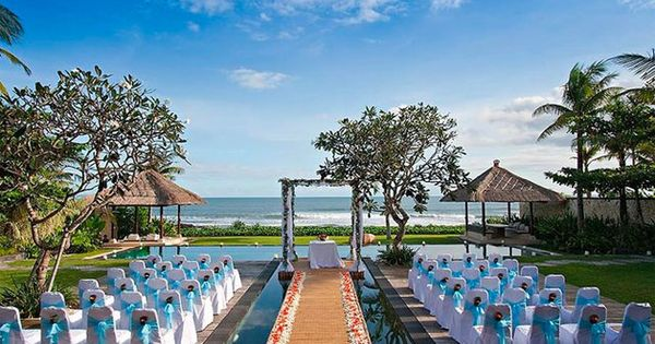 Discover The Popular Beach Wedding Venue In Bali