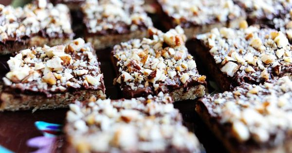 Cleta Bailey's Toffee Squares | Recipe | Toffee, Squares and Cooking