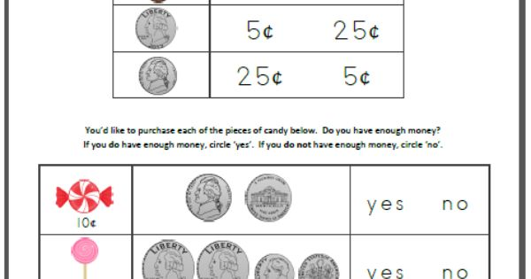 counting coins do i have enough money counting coins worksheets and kindergarten. Black Bedroom Furniture Sets. Home Design Ideas