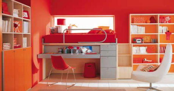 Colores calidos colores c lidos pinterest color - Dormitorios colores calidos ...