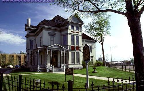 1884 Victorian Whaley House Museum In