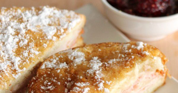 how to make a monte cristo sandwich at home