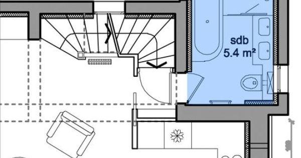 18 plans de salle de bains de 5 11 m d couvrez nos for Plans de salle de bain gratuit