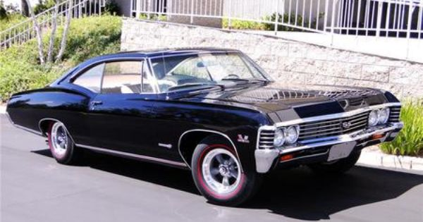 1967 Chevrolet Impala Super Sport 427 Chevrolet Wallpaper Id