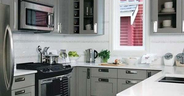 19 Practical U-Shaped Kitchen Designs For Small Spaces
