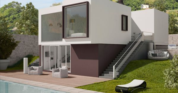 Estudio de arquitectura alicante viviendas de dise o - Estudios arquitectura alicante ...