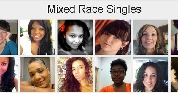 Dating sites for mixed race