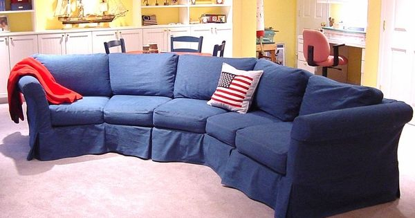 Denim Sectional The Clever Hen Pinterest Hens And Html