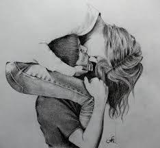 Resultado De Imagem Para Imagens Para Desenhar Romanticas Preto E