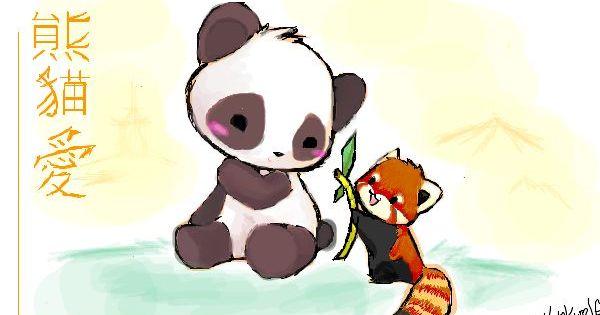 Панда арты 6