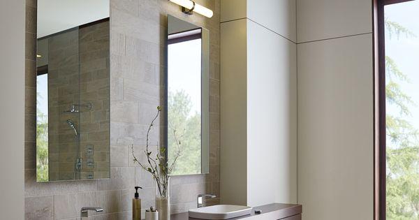 Task Lighting, Bath Vanities And