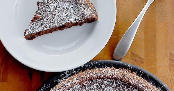 Wolfgang Puck S Flourless Chocolate Cake Recipe