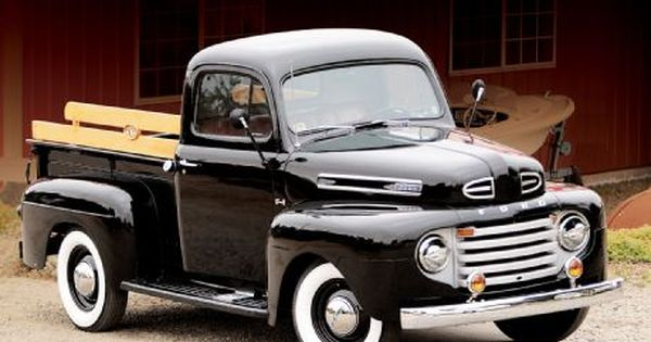 1948 Ford F1 Classic Trucks Magazine