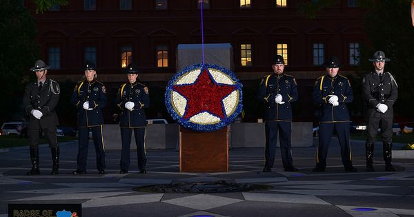 peace officers memorial day and police week 2014
