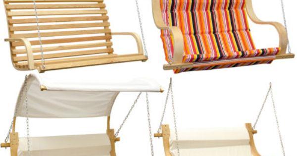 gartenschaukel hollywoodschaukel holz 3 sitzer gartenbank haengeschaukel schaukel m bel deko. Black Bedroom Furniture Sets. Home Design Ideas