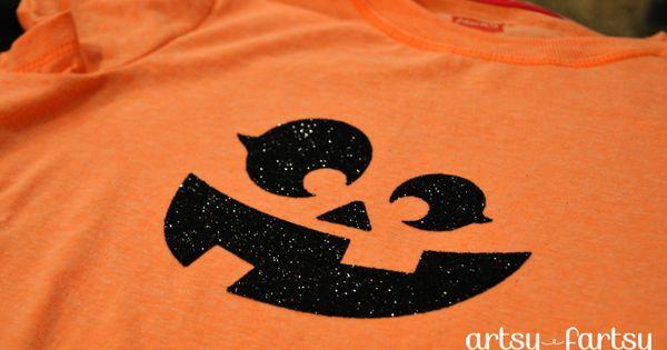 Diy pumpkin shirt best halloween kids ideas