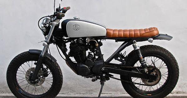 Cara Modifikasi Motor Thunder Menjadi Cb Japstyle Honda Cb Cafe Racer Motocross