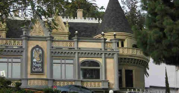 Magic Castle Fun Things To Do California Vacation The Places Youll Go