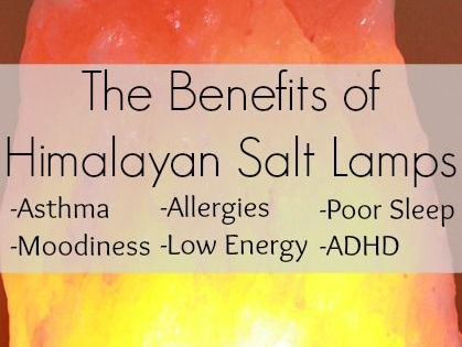 Salt Lamp Sleep Benefits : The Benefits of Himalayan Salt Lamps Himalayan salt, Sleep and Salts