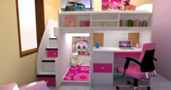 Play Amp Study Loft Bed Home Room Ideas Pinterest Study Beds And Plays