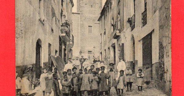 Olesa de montserrat 8 calle de la iglesia thomas - Calle montserrat barcelona ...