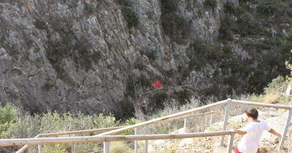 Montaña Para Todas Las Edades Ruta De Los Puentes Colgantes De Chulilla Puente Colgante Rutas Puentes