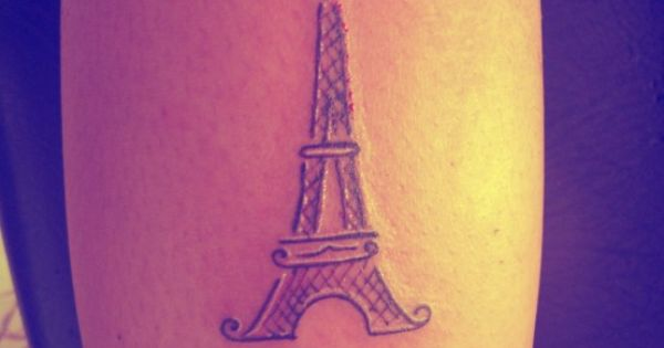 Paris. Tattoos