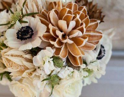 Winter bouquet - Wedding Photo || Colin Cowie Weddings
