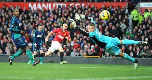manchester united score 15th december